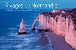 Rivages de Normandie - ouest-france - 9782737356216 -