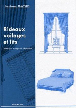 Rideaux, voilages et lits - vial - 9782851011558 -