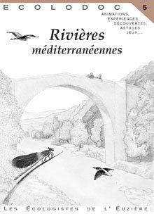 Rivières méditerranéennes - les ecologistes de l'euziere - 9782906128118 -