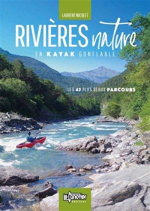 Rivières nature en kayak gonflable - le canotier - 9782910197414 -