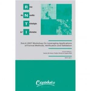 RNTI-A-1 Data Mining et apprentissage - cepadues - 9782854288148 -