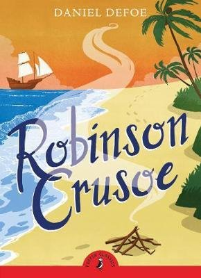Robinson Crusoe - puffin books - 9780141377636 -