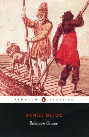 Robinson Crusoe - penguin - 9780141439822 -