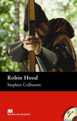 Robin Hood - macmillan - 9781405087230 -