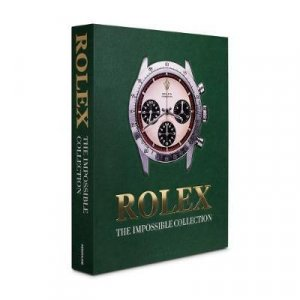 Rolex: The Impossible Collection - assouline - 9781614287209 -