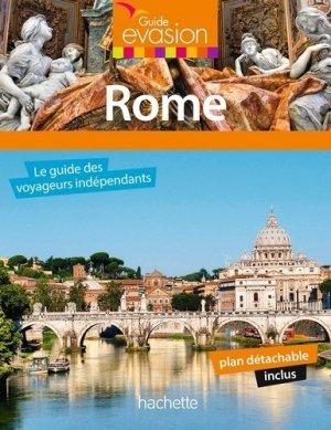 Rome - Hachette - 9782013960526 -
