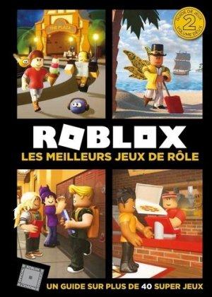 Roblox - Les meilleurs jeux de rôle - Hachette Jeunesse - 9782017085188 -