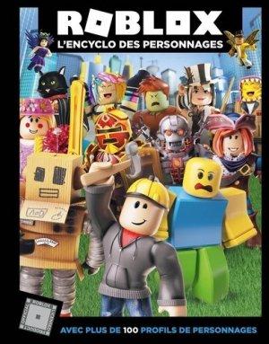 Roblox - Hachette Jeunesse - 9782017112983 -