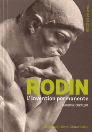 Rodin - gallimard editions - 9782072720482 -