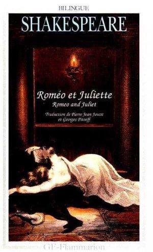Roméo et Juliette - flammarion - 9782080706690 -
