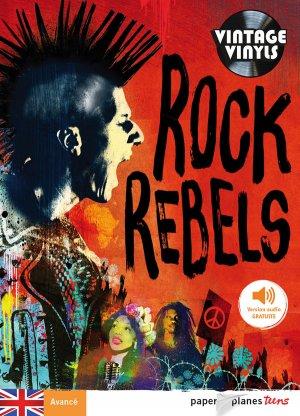 Rock Rebels - Livre + mp3 - Didier - 9782278079476 -