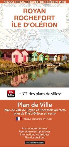 Royan Ile d'Oléron - Blay-Foldex - 9782309505318 -