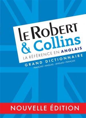 ROBERT ET COLLINS SENIOR  - LE ROBERT - 9782321009023 -