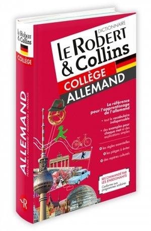 Le Robert & Collins collège allemand - Le Robert - 9782321010975
