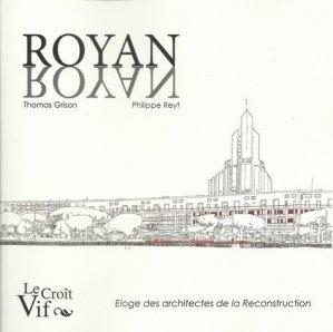 Royan Nayor - le croit vif - 9782361995478 -