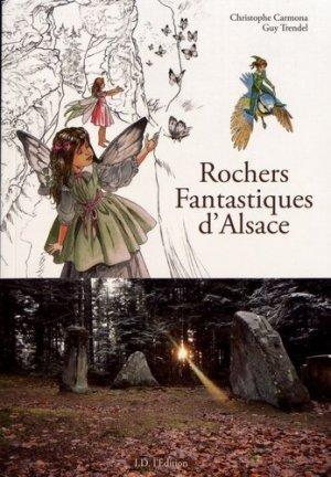 Rochers fantastiques d'Alsace - ID Edition - 9782367011561 -