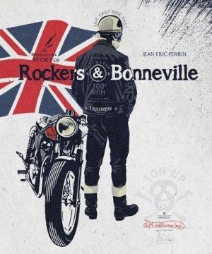 Rockers & Bonneville. Avec 1, avec 1 DVD - GM Editions - 9782377970421 -
