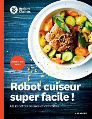 Robot cuiseur super facile ! - marabout - 9782501139144 -