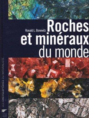 Roches et minéraux du monde - delachaux et niestle - 9782603019474 -