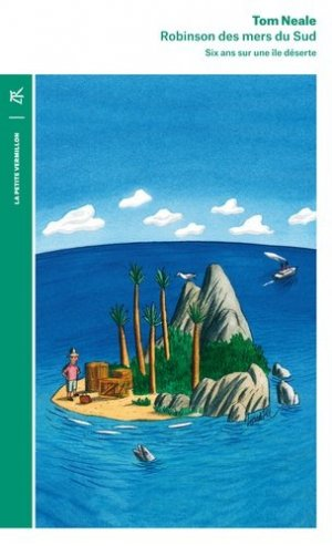 Robinson des mers du Sud - la table ronde - 9782710383413 -