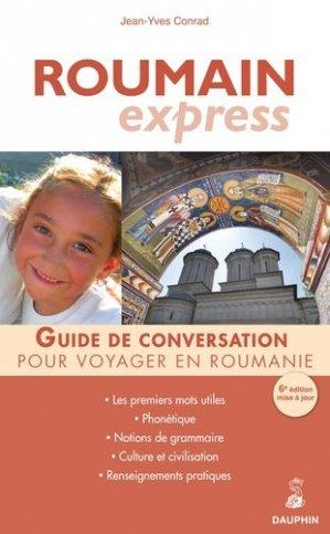 Roumain Express - dauphin - 9782716315333