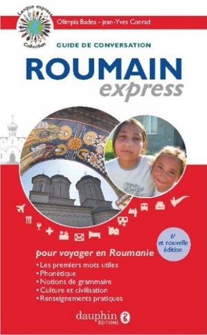 Roumain express - dauphin - 9782716316965 -