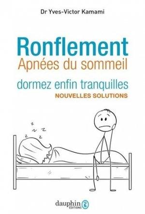Ronflement dormez enfin tranquilles - dauphin - 9782716317078 -