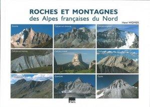 Roches et montagnes des alpes francaises du nord - gap - 9782741705987 -