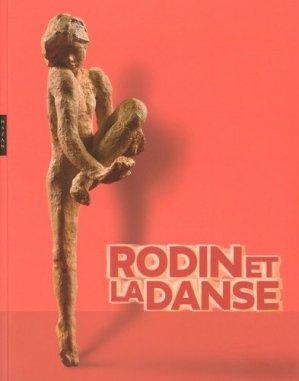 Rodin et la danse - hazan - 9782754114516 -