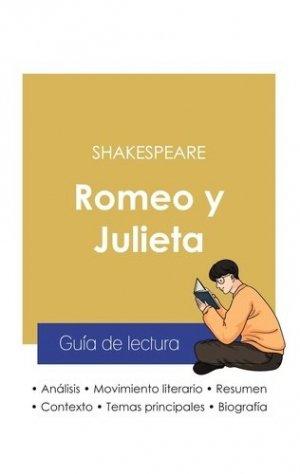 Romeo y Julieta de Shakespeare - paideia educazione - 9782759309245 -