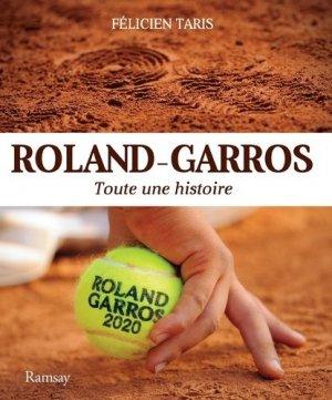 Roland Garros - Ramsay - 9782812201530 -