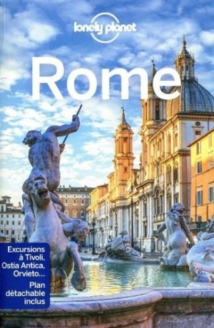 Rome City Guide - Lonely Planet - 9782816185416 -