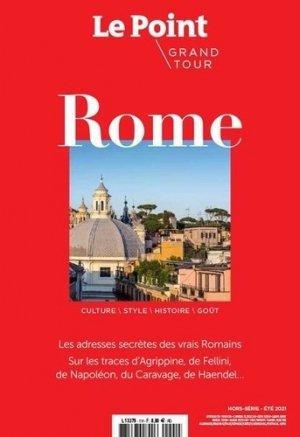 Rome - Le point - 9782850830365 -