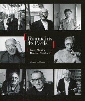 Roumains de Paris - Michel de Maule - 9782876236219 -
