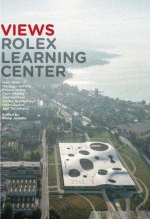 Rolex Learning Center - presses polytechniques et universitaires romandes - 9782889150885 -