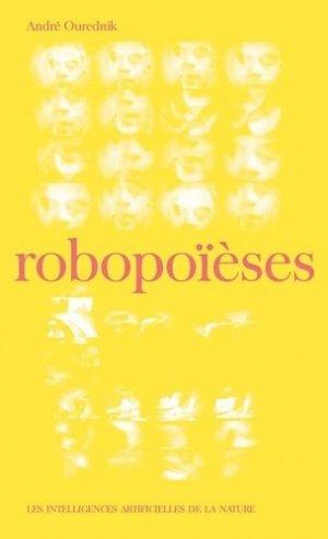 Robopoïèses - La baconnière - 9782889600373 -
