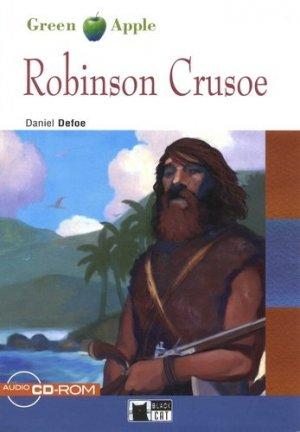 ROBINSON CRUSOE  - BLACK CAT - 9788853006561 -