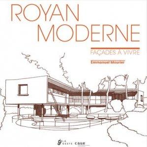 Royan moderne - facades à vivre - geste - 9791035307455 -