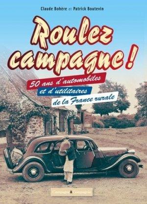 Roulez campagne ! - france agricole - 9791090213319 -