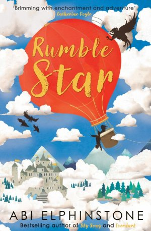 Rumblestar - simon and schuster - 9781471173660 -
