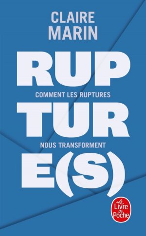 Rupture(s) - le livre de poche - lgf librairie generale francaise - 9782253101246 -