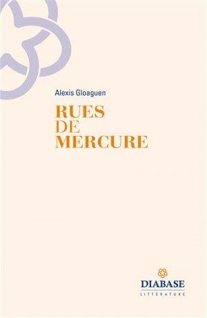 Rues de mercure - Diabase - 9782372030298 -