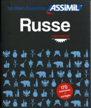 Russe intermédiaire - assimil - 9782700508239 -