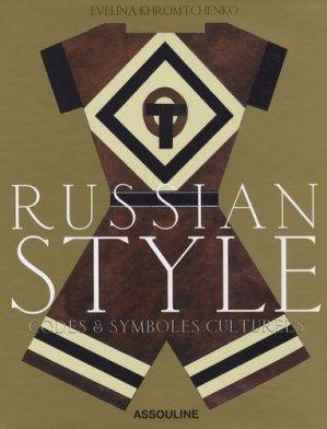 Russian style. Codes et symboles culturels - assouline - 9782759405541 -