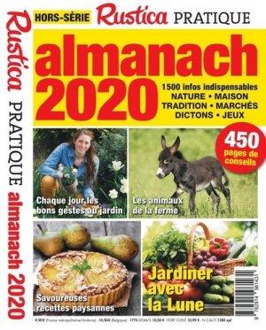 Rustica pratique Almanach 2020 - rustica - 9782914961431 -