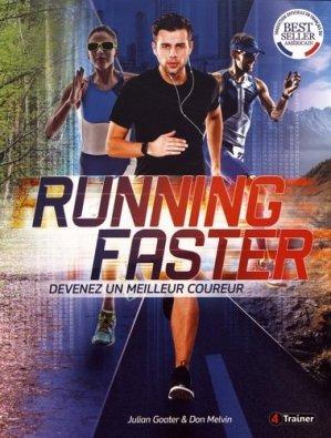 Running faster - 4 trainer - 9791091285476