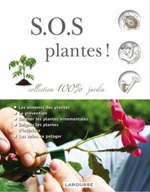 S.O.S. Plantes - larousse - 9782035884268 -