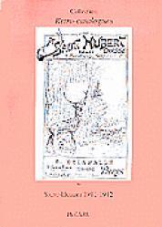 Saint-Hubert 1911-1912 - du pecari - 9782912848017 -
