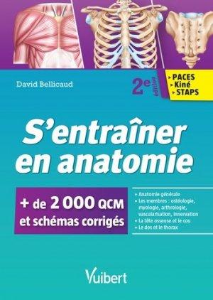 S'entraîner en anatomie - estem - 9782311660050 -