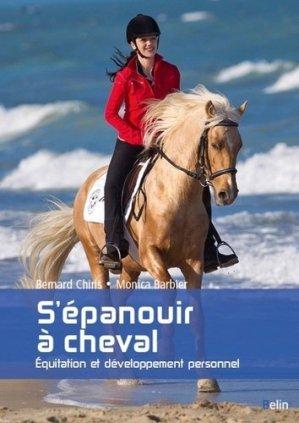 S'épanouir à cheval - belin - 9782410005639 -